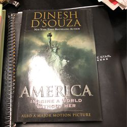 America:Imagine A World Without Her by Dinesh D'Souza for Sale in Aurora,  CO