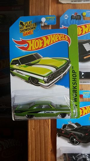 '64 Galaxie 500 - 250/250 Hotwheel for Sale in Whittier, CA