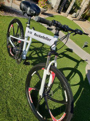 Rockefeller Aluminum Folding Bike for Sale in Chandler, AZ