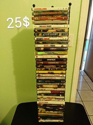 DVD movies. Peliculas. for Sale in Los Angeles, CA