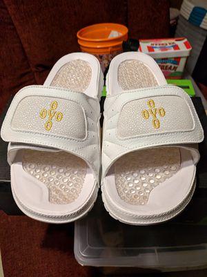 Jordan 12 OVO Slides Size 9 for Sale in Pembroke Pines, FL