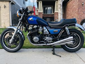 1982 Honda Cb900 cb 900 cafe racer original motorcycle for Sale in Aurora, CO