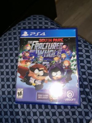 South Park Fractured but Whole for Sale in Fountain Valley, CA
