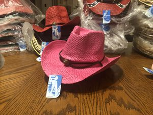 Pink cowboy hat for Sale in Camden, NJ