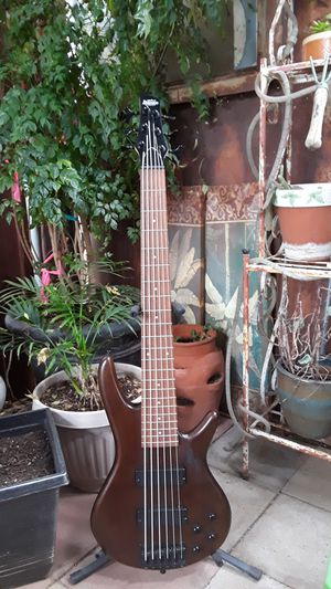 Used, Ibanez Gio/soundgear 6 string bassw/active for Sale for sale  Perris, CA