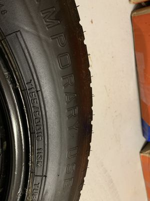 Spare tire T155/90018 for Sale in Montgomery Village, MD