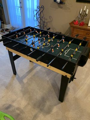 Foosball and Air Hockey Table for Sale in Falls Church, VA