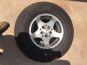 Tire on rim and other Jeep Parts for Sale in Phoenix, AZ