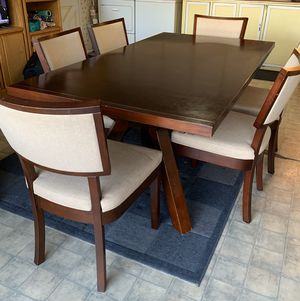 Complete Dining Set with Buffett for Sale in Newark, CA