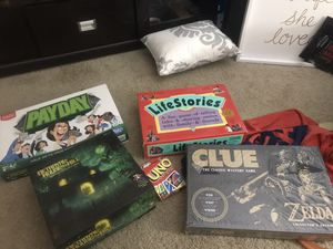 Board games for Sale in Silver Spring, MD