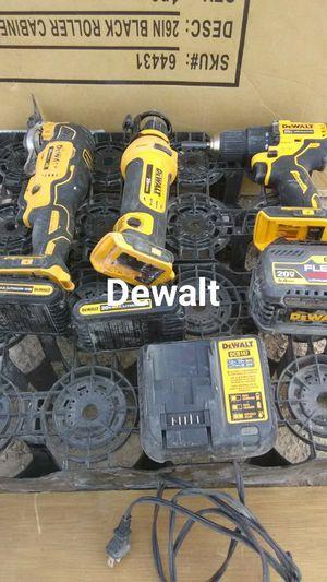 Dewalt Atomic Three Tools set for Sale in Las Vegas, NV