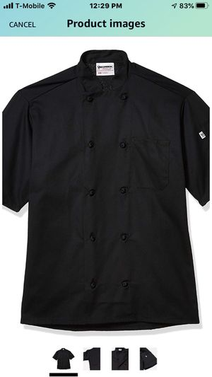 New Chef Coat for Sale in Lake Worth, FL