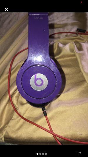 beats headphones for Sale in Clovis, CA