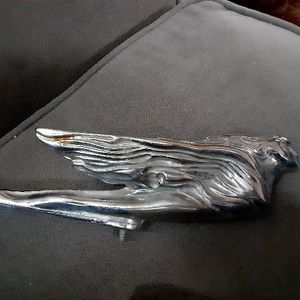 1941 Cadillac Flying Lady Goddess Hood Ornament Original for Sale in Olympia, WA