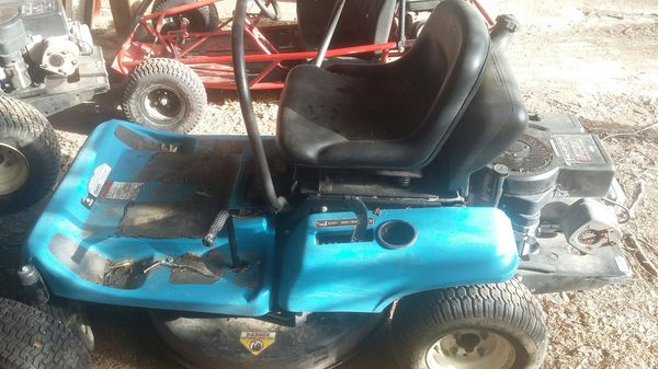 Three lawn mowers for sale 2 Dixon ZTR and a Craftsman
