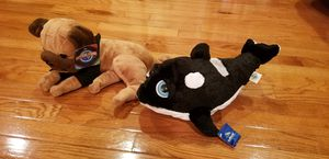 Universal and Seaword Plushie for Sale in Nanuet, NY