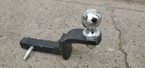 U Haul small trailer hitch with 2in ball for Sale in Tacoma, WA