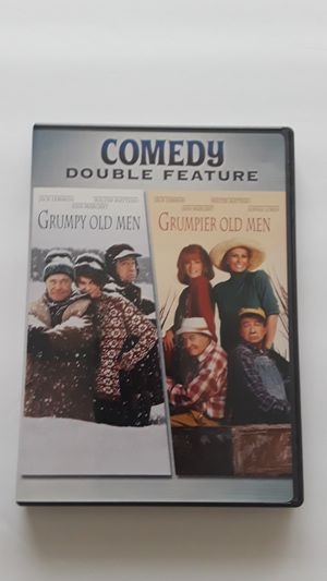 Double Feature:Grumpy Old Men/Grumpier Old Men, The Bucket List & Radio for Sale in Tamarac, FL