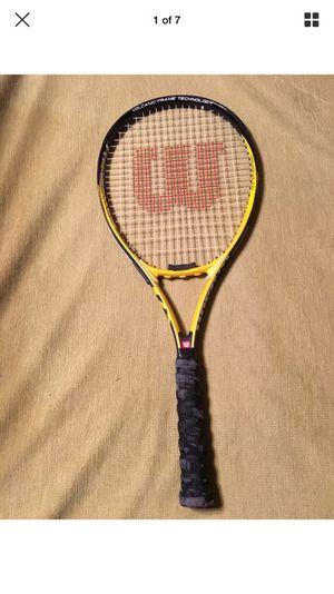 Wilson Fenderer Grandslam Limited edition. (4.1/2) L4 Tennis racket like new. for Sale in Clackamas, OR