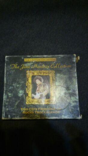 Jimi Hendrick collectors cds. Box set