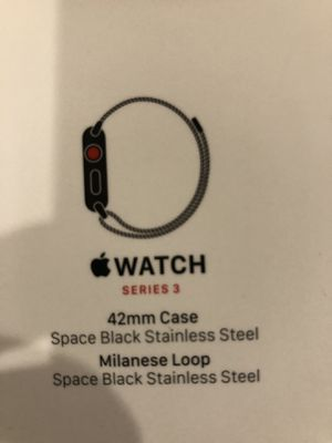 Apple Watch Series 3 GPS+Cellular for Sale in San Jose, CA