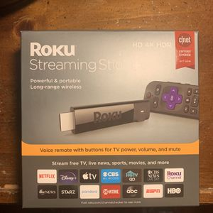 Roku Streaming Fire Stick for Sale in Dayton, OH