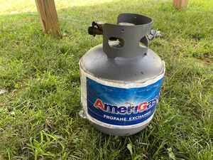 20lb propane tanks empty, with new gauge for Sale in Bel Air, MD
