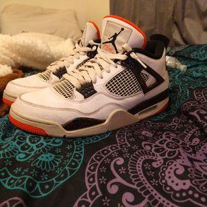 Jordans 4 for Sale in Hobbs, NM