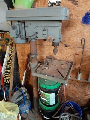 Manhattan industrial drill press for Sale in Alba, TX