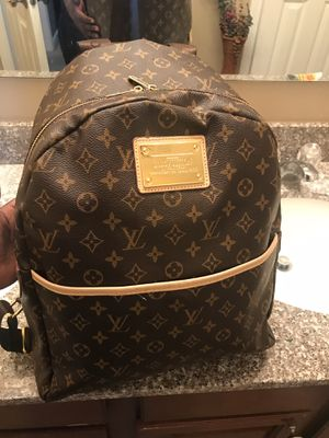 Louis Vuitton Bag Pack for Sale in Brownsburg, IN