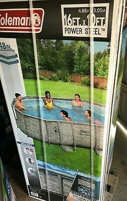 16 x 10 Coleman pool, new in box for Sale in Fresno, CA