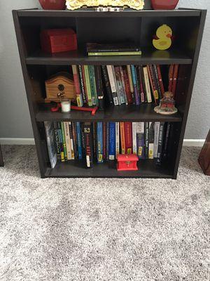 Small dark Brown bookshelf for Sale in Ontario, CA