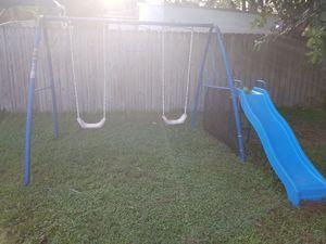 Kids swing set for Sale in Palm Bay, FL