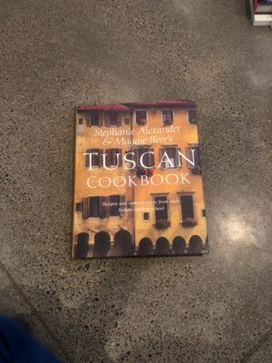 Tuscan cookbook for Sale in Beaverton, OR