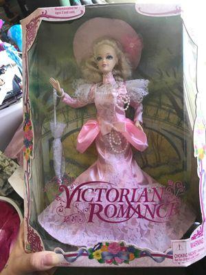 New Victorian romance barbie for Sale in Sacramento, CA
