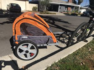 InSTEP Quick N EZ 10 Bike Trailer for Sale in Irvine, CA