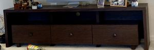 TV Stand with 3 Drawers for Sale in Washington, DC