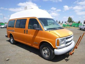 1999 Chevy Express 3500 high top for Sale in Tualatin, OR