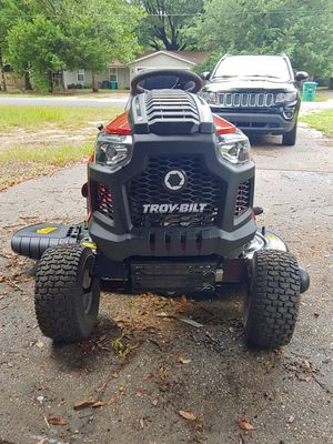 Troy-bilt Riding Lawnmower 540cc for Sale in Crestview, FL