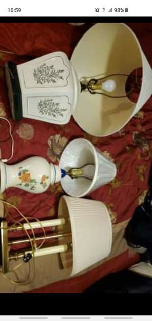 Antique lamps for Sale in Aberdeen, MD