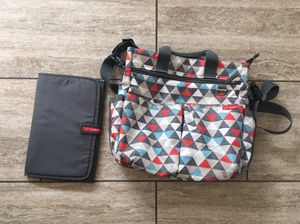 Skip Hop Diaper Bag with Changing Pad for Sale in Tempe, AZ