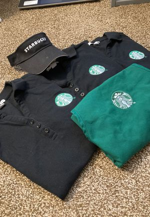 Starbucks Barista Gear/Clothes for Sale in Maumee, OH