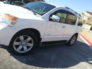 Nissan armada for Sale in North Las Vegas, NV