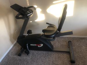 Healthrider rc250 recumbent cycle bicycle for Sale in Algonquin, IL