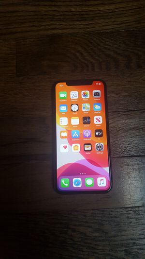 Iphone x 256gb BLACK LISTED for Sale in Ceres, CA