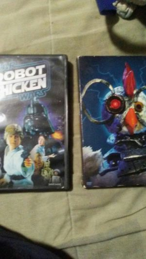 Robot chicken dvd for Sale in South San Francisco, CA