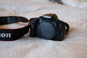 Canon Rebel T5i for Sale in San Diego, CA