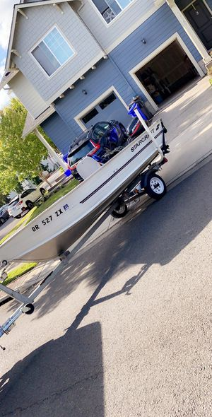 1999 StarCraft Boat 15ft for Sale in Oregon City, OR