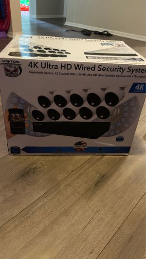 4K HD Security System for Sale in Tampa, FL