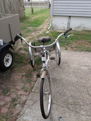 Tricycle bike 26 for Sale in Bridgeport, CT